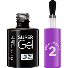 Rimmel London SuperGel Top Coat Nagellak