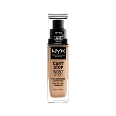 NYX Professional Makeup Can't Stop Won't Stop Foundation Soft Beige CSWSF
