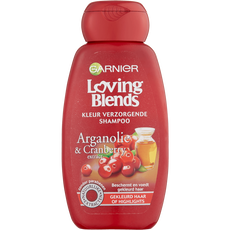 Garnier Loving Blends Arganolie & Cranberry Shampoo