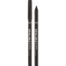 L'Oréal Paris Infaillible Gel Crayon 24H Waterproof 01 Back to Black