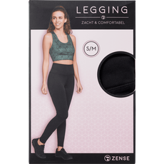 Yoga Legging L-XL Zwart