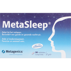 Metagenics Metasleep Tabletten