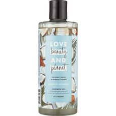 Love Beauty And Planet Radical Refresher Coconut Water & Mimosa Flower Shower Gel