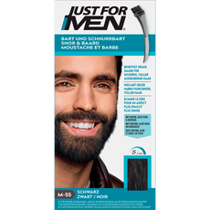 Just For Men Snor & Baard Verf Zwart
