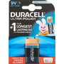 Duracell Ultra Power Duralock Batterij 9V