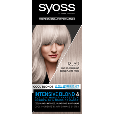Syoss Cool Blonds 12-59 Cool Blond Haarkleuring