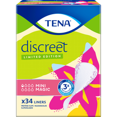 TENA Discreet Mini Magic Inlegkruisjes