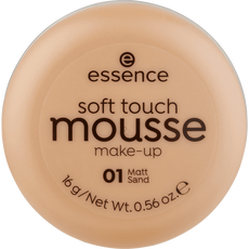 Essence Soft Touch Mousse 01 Matt Sand
