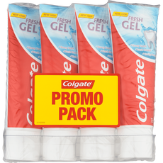 Colgate Blue Fresh Gel 4-pack Tandpasta