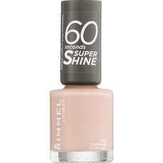 Rimmel London 60 Seconds Supershine Nailpolish - 500 Caramel Cupcake