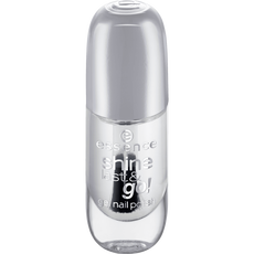 Essence Shine Last & Go! Gel Nail Polish 01 Absolute Pure