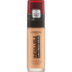 L'Oréal Paris Make-Up Designer Infallible 24Hr Fresh Wear Foundation 300 Amber
