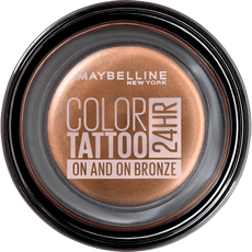 Maybelline Eye Studio Color Tattoo 24H 35 On And On Bronze Oogschaduw - Bronskleurige Cream Eyeshadow