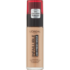 L'Oréal Paris Make-Up Designer Infallible 24Hr Fresh Wear Foundation 220 Sand