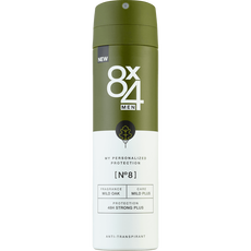 8X4 MEN No.8 AntiTranspirant Spray