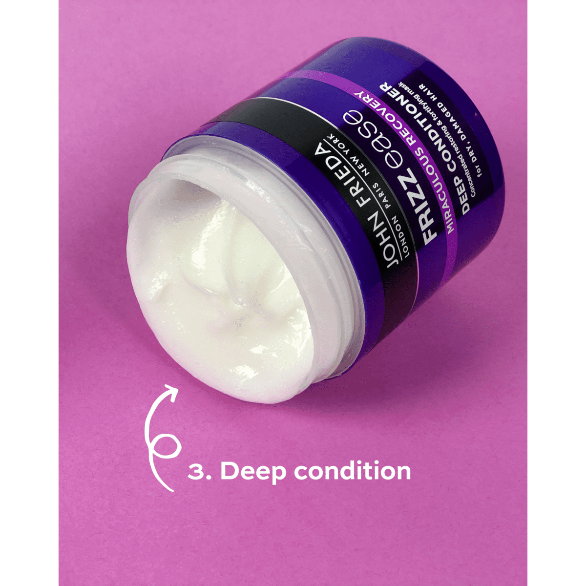 John Frieda Frizz Ease Miraculous Recovery Deep Conditioner 150 ML