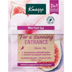 Kneipp Mini-Foot-Spa Hibiscus-Vijg