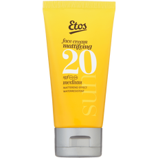 Etos Sun Face Cream Mattifying SPF20