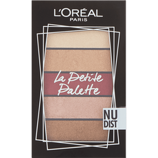 L'Oréal Paris Make-Up Designer La Petite Palette - 02 Nudist - Mini Oogschaduw Palette