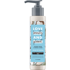 Love Beauty And Planet Refresh And Hydrate Face Cleansing Gel