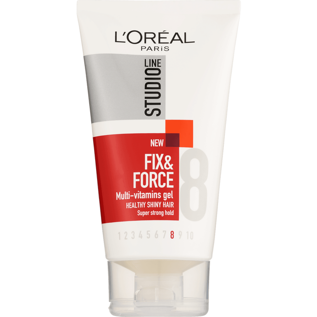 L'Oréal Paris Studio Line Fix & Force Multi-Vitamins Gel