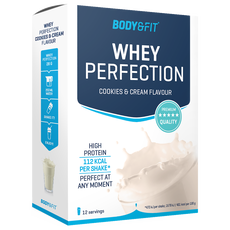 Body & Fit Whey Perfection Cookies & Cream