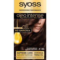 Syoss Oleo Intense Permanent Oil Color 4-86 Fluweel Bruin