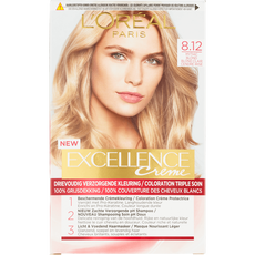 L'oreal excellence 8.12 mythic blonde