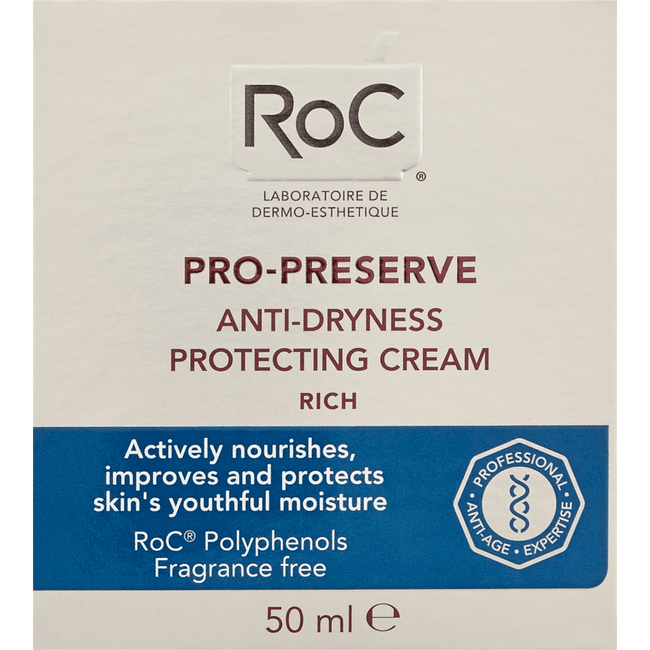 RoC Pro-Preserve Anti-Dryness Protecting Cream
