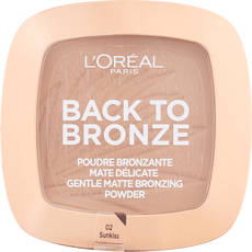 L'Oréal Paris Wake Up & Glow Bronzer 02 Back To Bronze