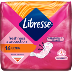 Libresse Ultra Thin Maandverband Normal