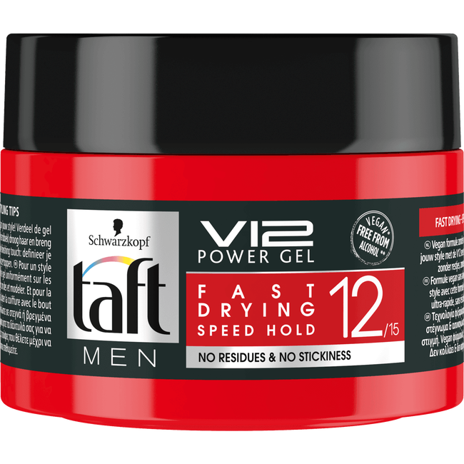 Taft Power Gel V12 Power