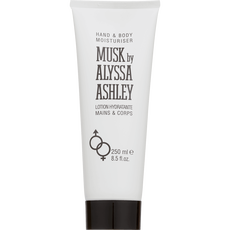 Alyssa Ashley Musk Hand & Body Moisturiser