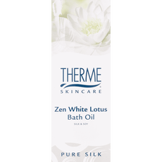 Therme Zen White Lotus Bath Oil