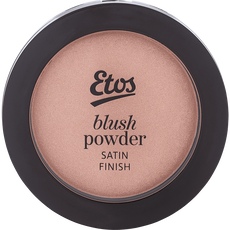 Etos Blush Powder Satin Finish Pretty In Peach