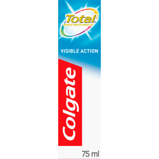 Colgate Total Visible Action Tandpasta