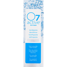 O7 Active Whitening Tandpasta