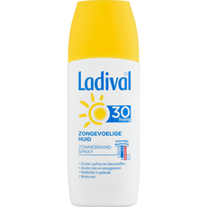 Ladival Zongevoelige Huid Gel Spray SPF30