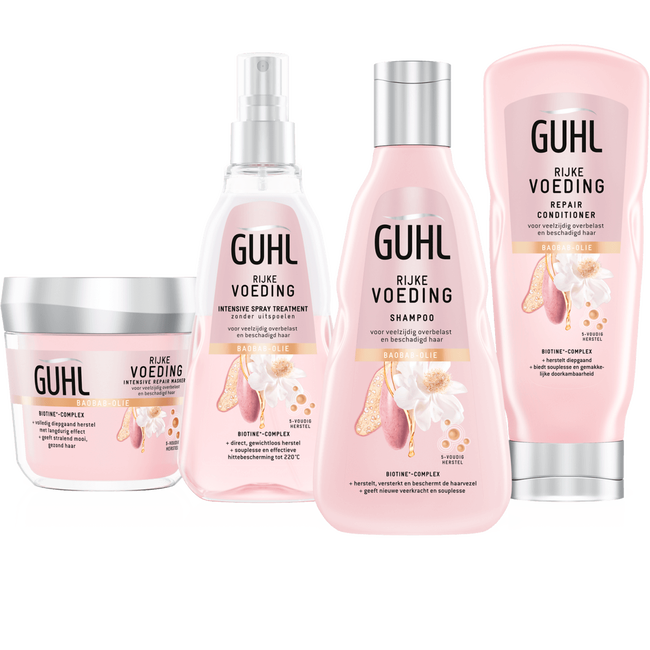 Guhl Rijke Voeding Intensive Spray Treatment