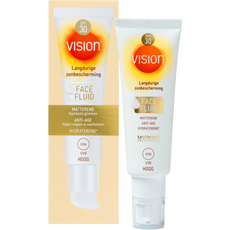 Vision Zonnebrand Face Fluid SPF 30 50 ML