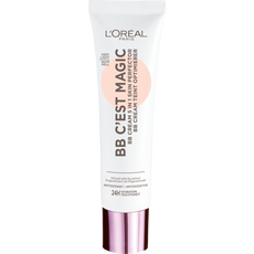 L'Oréal Paris Make-Up Designer BB C'est Magic BB Cream 01 Very Light Met Hydraterend Vijg-extract En Antioxidanten SPF20
