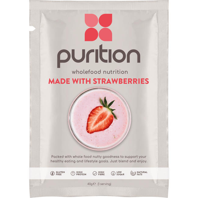 Purition Wholesome Strawberries