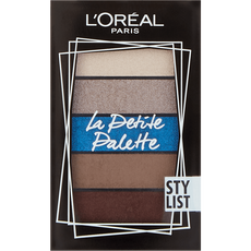L'Oréal Paris Make-Up Designer La Petite Palette - 04 Stylist - Oogschaduw Mini Palette