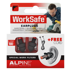 Alpine Work Safe Oordoppen