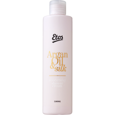 Etos Shower Cream Aganolie & Silk