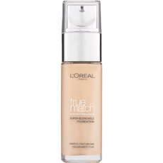 L'Oréal Paris - True Match Foundation - 1W Golden Ivory - Foundation SPF17