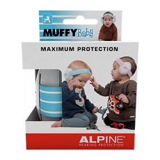 Alpine Oorkappen Muffy Baby Blue