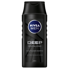 NIVEA MEN Deep Scalp Clean Shampoo