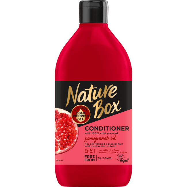 Nature Box Conditioner Pomegranate
