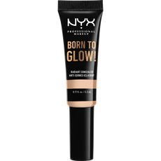 NYX Professional Makeup Born To Glow Radiant Concealer  Light Ivory BTGC04